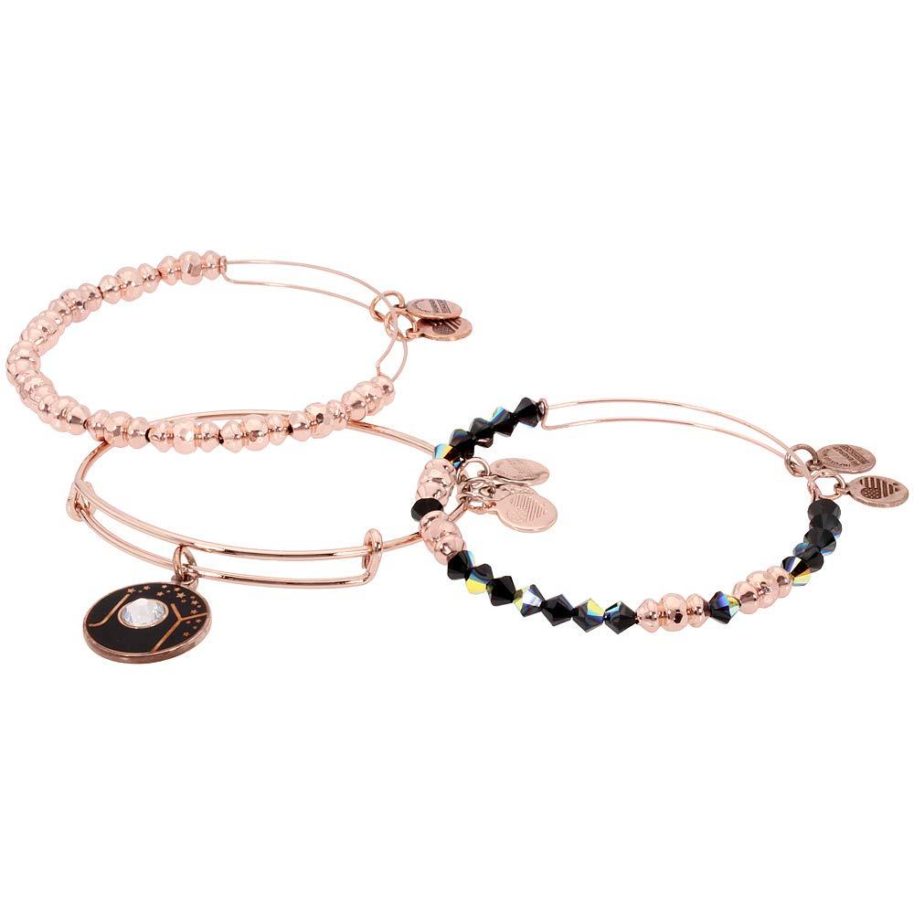 Alex and Ani Joy Set of 3 Bangle Bracelet by Alex and Ani