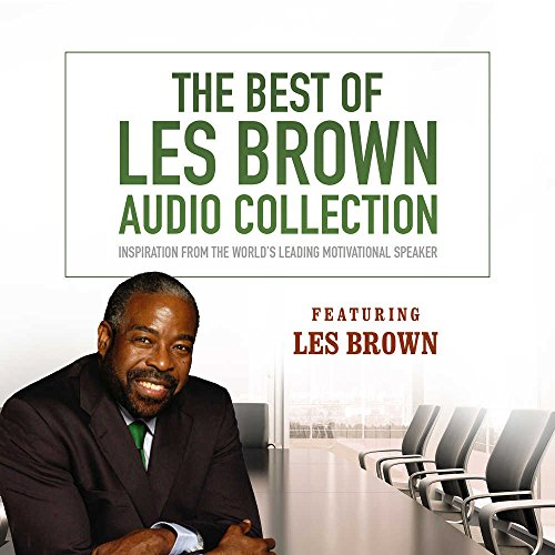 The Best of Les Brown Audio Collection: Inspiration from the World's Leading Motivational Speaker by Made for Success and Blackstone Audio (Image #1)