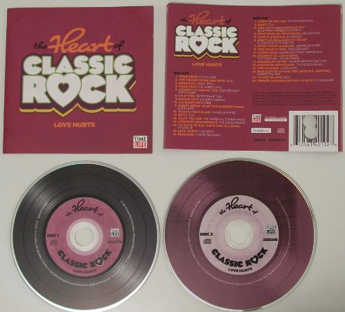 (The Heart of Classic Rock: Love)