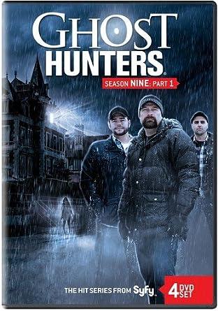 ghost adventures season 1 dvd