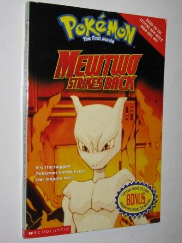 Pokemon The First Movie Mewtwo Strikes Back Amazon Com Books