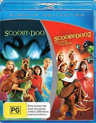 Scooby Doo The Movie Scooby Doo 2 Monsters Unleashed Blu Ray Double Raja Gosnell Freddie Prinze Jr Matthew Lillard Sarah Michelle Gellar Amazon Com Au Movies Tv Shows