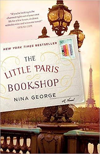 The Little Paris Bookshop book cover.