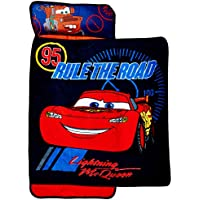 Disney Cars Toddler Rolled Rule The Road Nap Mat