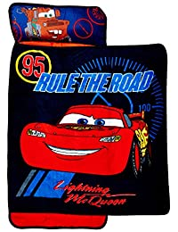 Disney Cars Toddler Rolled Nap Mat, Rule The Road BOBEBE Online Baby Store From New York to Miami and Los Angeles