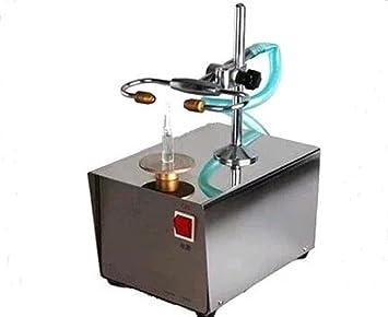 Laboratorio ampolla de fusión, máquina de sellado Sellador manual ampolla