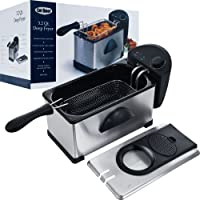 Chef Buddy 80-DF30 Electric Deep Fryer 3.2-Quart