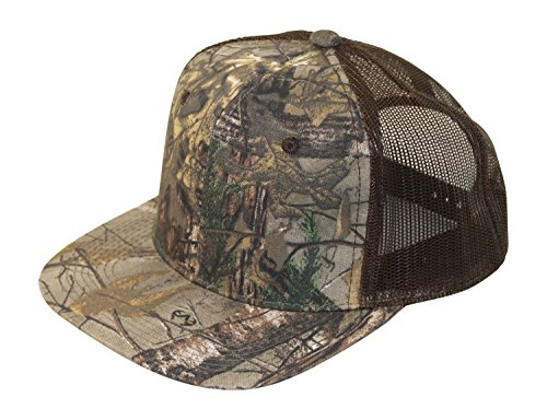 Realtree Camo Trucker Hat Meshback Snapback - Snapbacks Exclusive