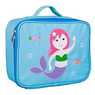 Wildkin Embroidered Lunch Box, Mermaid (B06XBZ7PWV)   Amazon Products