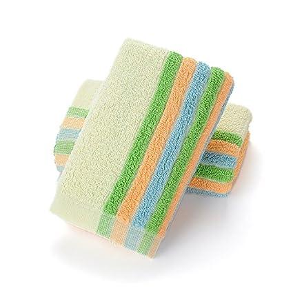 mmynl toallas de algodón puro de lavar cara Para Adultos De grosor suave para limpiar la