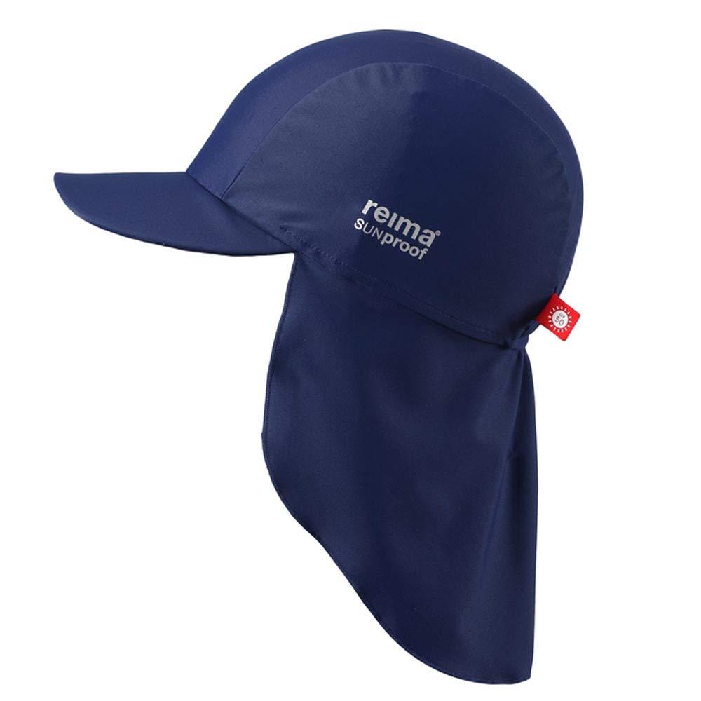 258336c22 Barn blå uv-hatt solhatt solmössa Turtle 50+: Amazon.co.uk: Clothing