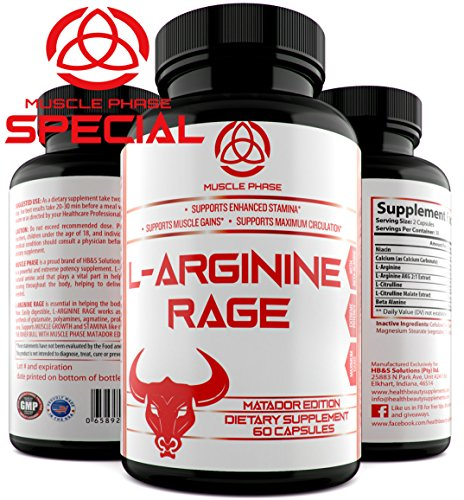 L ARGININE Supplement Enchantment L Arginine L Citrulline product image