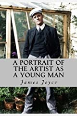 A Portrait of the Artist As a Young Man Paperback