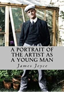 com a portrait of the artist as a young man penguin  a portrait of the artist as a young man