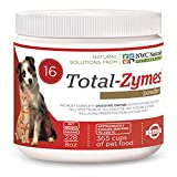 Product review for NWC Naturals - Total-Zymes- Digestive Enzymes for Dogs and Cats - Treats 365 Cups of Pet Food