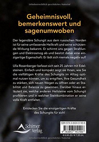 Der Schungit 9783843451406 Amazon Com Books