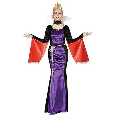 Disney Snow White The Seven Dwarfs Evil Queen Costume Teen Womens Xs