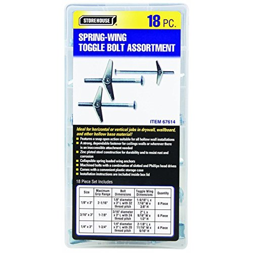 Highest Rated Toggle Bolts