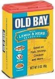 Old Bay Seasoning Lemon and Herb, 3 oz