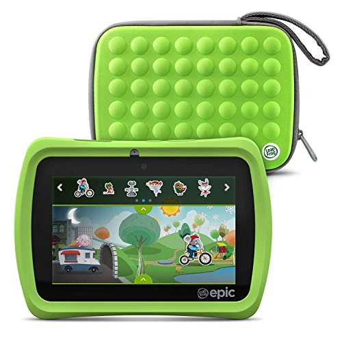 LeapFrog Android based Tablet Carrying Green product image