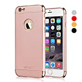 Best Cases With Roses - iPhone 6S Case, VANSIN 3 in 1 Ultra Review