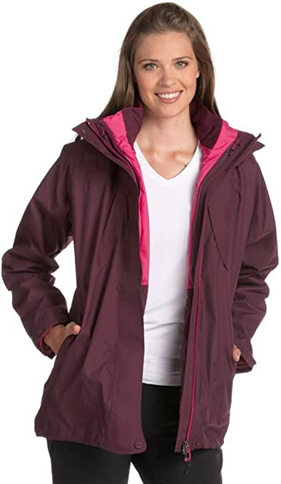 adidas 3-in-1-jacke cps padded