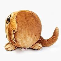 11 Inch Round Dog h14034 Ganz Piximals Golden Retriever Stuffed Animal Plush Pillow with Big Eyes