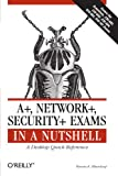A+, Network+, Security+ Exams in a Nutshell : A Desktop Quick Reference, Bhardwaj, Pawan K., 0596528248
