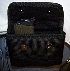 NYLON CONCEALED GUN OR CELL PHONE HOLSTER