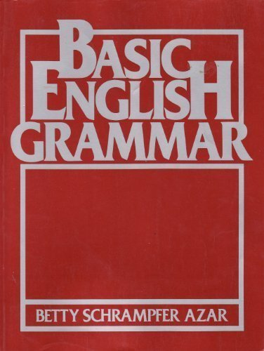 Basic English Grammar (Azar English Grammar)