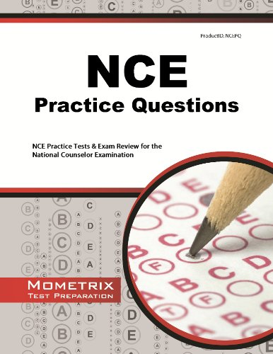 NCE Practice Questions First Set ebook product image