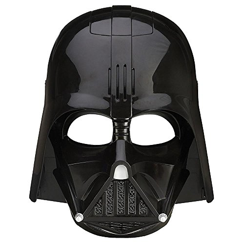 Dark Helmet Costumes (Star Wars The Empire Strikes Back Darth Vader Voice Changer Helmet)