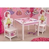 Fancy Nancy Table and 2 Chair Set For Sale
