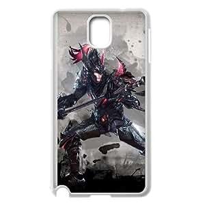 Samsung Galaxy Note 3 White phone case Aion Gladiator AIO9160389