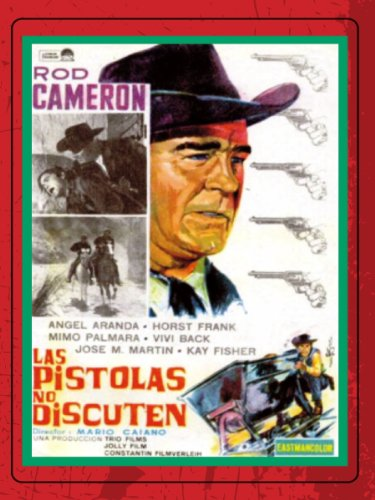 Amazon.com: Bullets Don't Argue: Sinister Cinema: Amazon ...