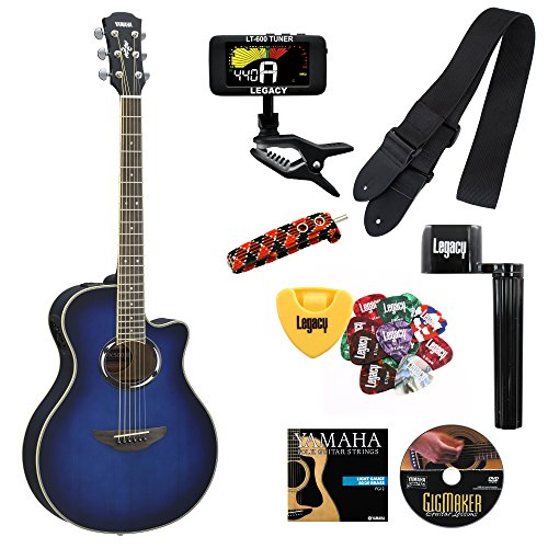 Yamaha APX500III Thinline Acoustic Electric Accessory