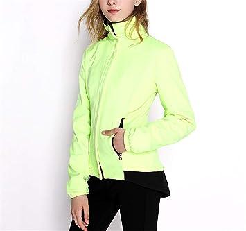 Chaqueta TéRmica EléCtrico USB Calefactable Jacket Invierno Mujer CáLido Ropa Lavable para Acampar Al Aire Libre: Amazon.es: Deportes y aire libre