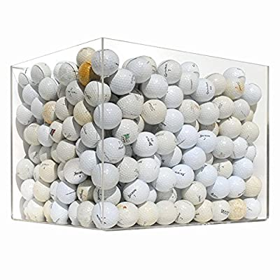 500 Hit-away Golf Balls. Ready to be hit once and retire