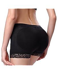Women Padded Push-up Butt Lifter Shaper Panties Underwear Briefs Boy Shorts