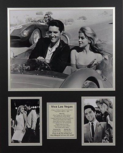 Elvis Presley - Viva Las Vegas B&W 16