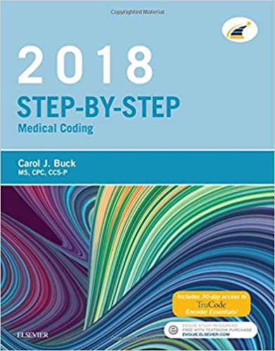 Step By Step Medical Coding 2018 Edition 1e 9780323430814