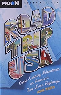 Book cover: Road Trip USA