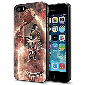 Jimmy Butler Basketall, Cool iPhone 5 5s Case Cover