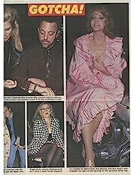 Ann-Margret Billy Joel Christie Brinkley original clipping magazine photo 1pg 9x12 #R2551