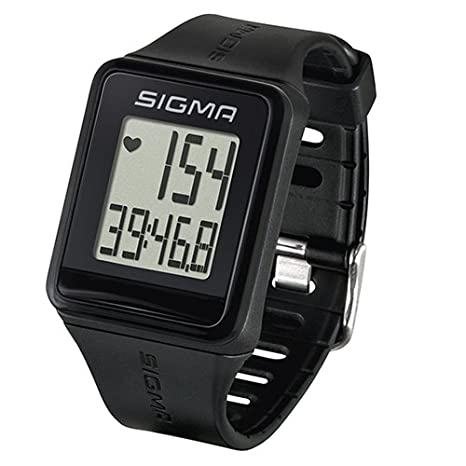 Sigma - Reloj PULSOMETRO ID.GO Negro Hombre