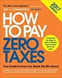 Pay less to the IRS! This go-to tax guide reveals what you need to know to save on your taxes year after year.         Tax time can be a serious drain on your resources―emotionally and financially. For over three decades How to Pay Zero Taxes has ...