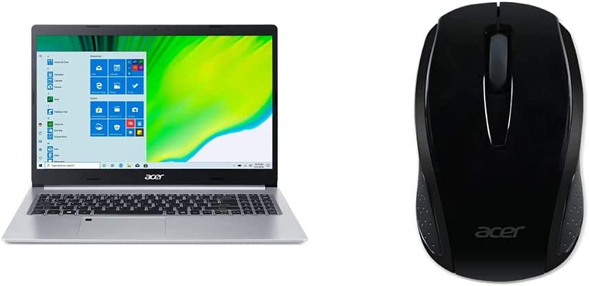 Acer Aspire 5 A515-46-R14K, AMD Ryzen 3 3350U Quad-Core Mobile Processor, 15.6