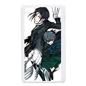 ipod 4 phone case White Black Butler UYF4362661
