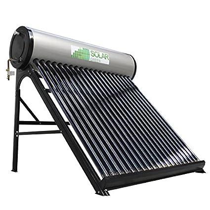 Calentador Solar de tubos de vacío 180 litros