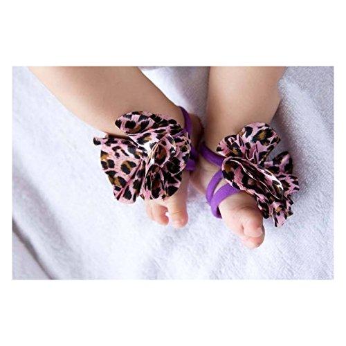 accéssoire, couvre pie pètale bebé de 0a 24Meses